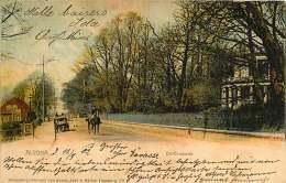 ALLEMAGNE 070517 - HAMBURG - ALTONA - ELB-CHAUSSEE 1902 - Colorisé Cheval - Altona