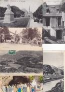 LOT 100 CPA 65 -  LOURDES -  DIVERSES (E) - 100 - 499 Postcards
