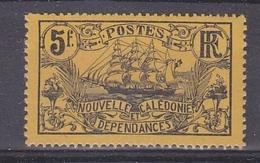 Nouvelle Caledonie 1924 Mi,101b Ship - Mh (=mint, Hinged) (35549) - Nieuw-Caledonië