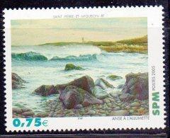 ST PIERRE ET MIQUELON - 2005 -  N° 841  ** - St.Pierre & Miquelon