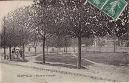 EZANVILLE Place Et Fontaine - Ezanville