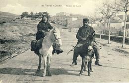 TYPES  CORSES -- RETOUR  De  CALVI - Calvi