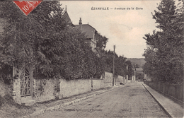 EZANVILLE Avenue De La Gare - Ezanville