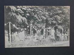Ref5686 AB CPA Animée Créteil - Maison Perinal Café Restaurant Des Acacias - Quai De Halage - 1904 - Creteil