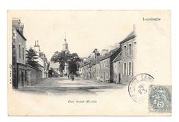 (14327-22) Lamballe - Rue Saint Martin - Lamballe