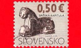 SLOVACCHIA - Usato - 2009 - Tradizioni Culturali - Chiesa Di San Martino In Spisska Kapitula - 0.50 - Slovacchia