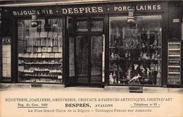 Bijouterie Joaillerie - Desprès, Avallon - Avallon