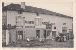 54 - Ville En Vermois - Rue De Bayon - CPA Neuve - Other Municipalities