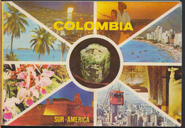 °°° CARNET OF 28 POSTCARDS - COLOMBIA °°° - Colombia