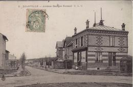 EZANVILLE Avenue Georges Roussel - Ezanville