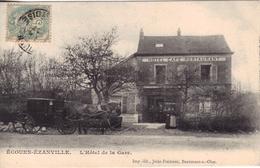 EZANVILLE ECOUEN L' Hôtel De La Gare - Ezanville