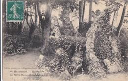 51 BAZANCOURT CPA Edition Spéciale GOULET TURPIN Le ROCHER La VIERGE Notre Dame Des Malades Et L' Enfant JESUS 1912 - Bazancourt