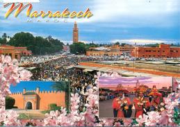 Cp MARRAKECH (CIRCULE  ) - Marrakesh