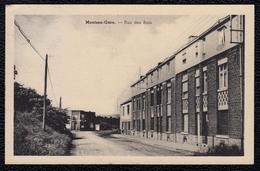 MONTZEN GARE - RUE DU BOIS - Blieberg