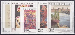 ** Tchécoslovaquie 1975 Mi 2294-8 (Yv 2138-42), (MNH)