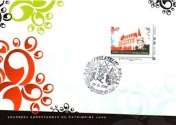 (L66) MTAM De 2008. La Médiathèque (L'Apostrophe) Ancien Bureau Principal De Chartres Sur La Carte Postale éditée.