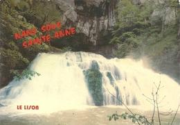 Cpm- NANS-SOUS-SAINTE-ANNE . LE LISON  . NON ECRITE - France