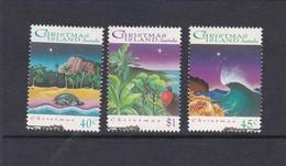 Christmas Island SG 382-384 1993 Christmas Used Set - Christmas Island