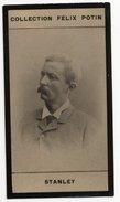 Collection Felix Potin - 1898 - REAL PHOTO - Henry Morton Stanley, Né John Rowlands, Explorateur Congo Belge - Félix Potin