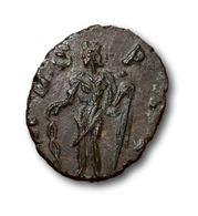 Antoninien - Imitation Radiée - TETRICUS II - 5. L'Anarchie Militaire (235 à 284)