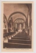 Paroisse De Vanclans -  Intérieur De L'Eglise - France