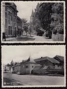2 X GLONS ( Bassenge ) - Rue Lulay Et Place De Brus - Bassenge