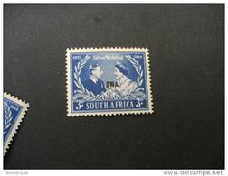 F961-  Stamp MNh  South West Africa -silver Wedding  1948 - Namibie (1990- ...)