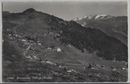 Bettmeralp, 1938 M (Wallis) Vue Generale - Photo: Rud. Suter  No. 14662 - VS Valais