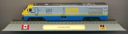 Locomotive : Via Rail LRC, DelPrado, Echelle N 1/160, G = 9 Mm, Canada - Locomotives