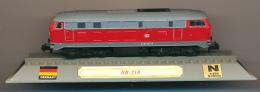 Locomotive : BR - 218, DelPrado, Echelle N 1/160, G = 9 Mm, Germany, Allemagne - Locomotives