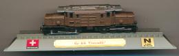 "Locomotive : Ge 6/6 ""Crocodile"", Echelle N 1/160, G = 9 Mm, Switzerland, Suisse - Locomotives"
