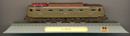 Locomotive : E. 428 FS, Echelle N 1/160, G = 9 Mm, Italy, Italie - Locomotives