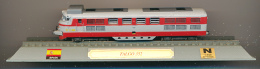 Locomotive : Talgo 352, Echelle N 1/160, G = 9 Mm, Spain, Espagne - Locomotives