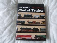 The World Of Model Trains By Guy R. Williams - Libros, Revistas, Cómics