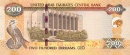 U.A.E. P. 31c 200 D 2015 UNC - Emirats Arabes Unis