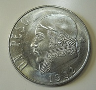 Mexico 1 Peso 1982 - Messico