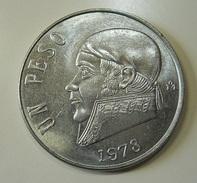 Mexico 1 Peso 1978 - Messico