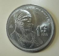 Mexico 1 Peso 1985 - Messico