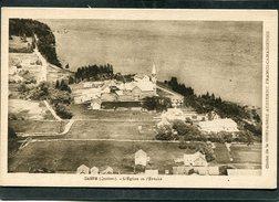 CPA - GASPE - L'Eglise Et L'Evêché - Gaspé