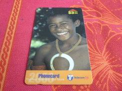 FIJI - Nice Magnetic Phonecard As On Photo