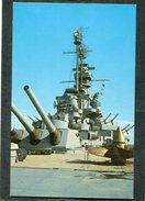CPSM Format CPA - U.S.S. ALABAMA - Krieg