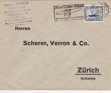Brief In Die Schweiz (br0477) - Belgium