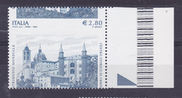 ITALIE PIQUAGE A CHEVAL ARCHITECTURE   MNH** - 6. 1946-.. Repubblica
