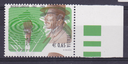 ITALIE DOUBLE IMPRESSION   MNH** - 6. 1946-.. República