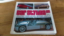 94/ CAR STYLING N°100 1994 BERTONE KARISMA/ LEXUS LANDAU/ RENAULT ARGOS / SWATCH CAR ECT - Livres, BD, Revues