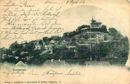 ALLEMAGNE 070517A - HAMBURG - BLANCKENESE 1902 - Blankenese