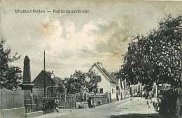 ALLEMAGNE 070517A - WALLDORF HESSEN - KELSTERBACHERSTRASSE - Allemagne