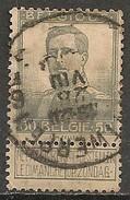 Timbres - Belgique - 1912-1913- 50 C - N° 115 -