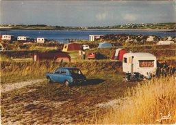 SAINT PABU / CAMPING  / VOITURE   / LOT  1815 - Voitures De Tourisme