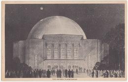 New York City - The Hayden Planetarium, 81st Street At Central Park West - (USA) - Sterrenkunde